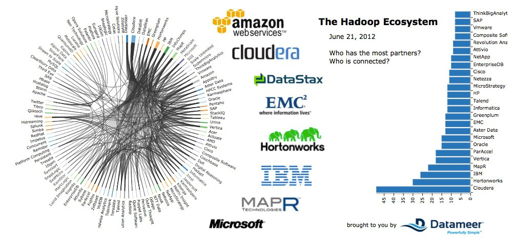Boiling the Ocean of Control Points in the Hadoop Big Data Market