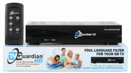 Cool Consumer Tech -- TV Guardian