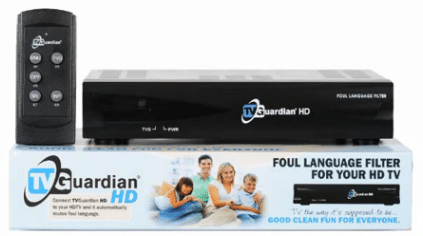 Cool Consumer Tech -- TV Guardian