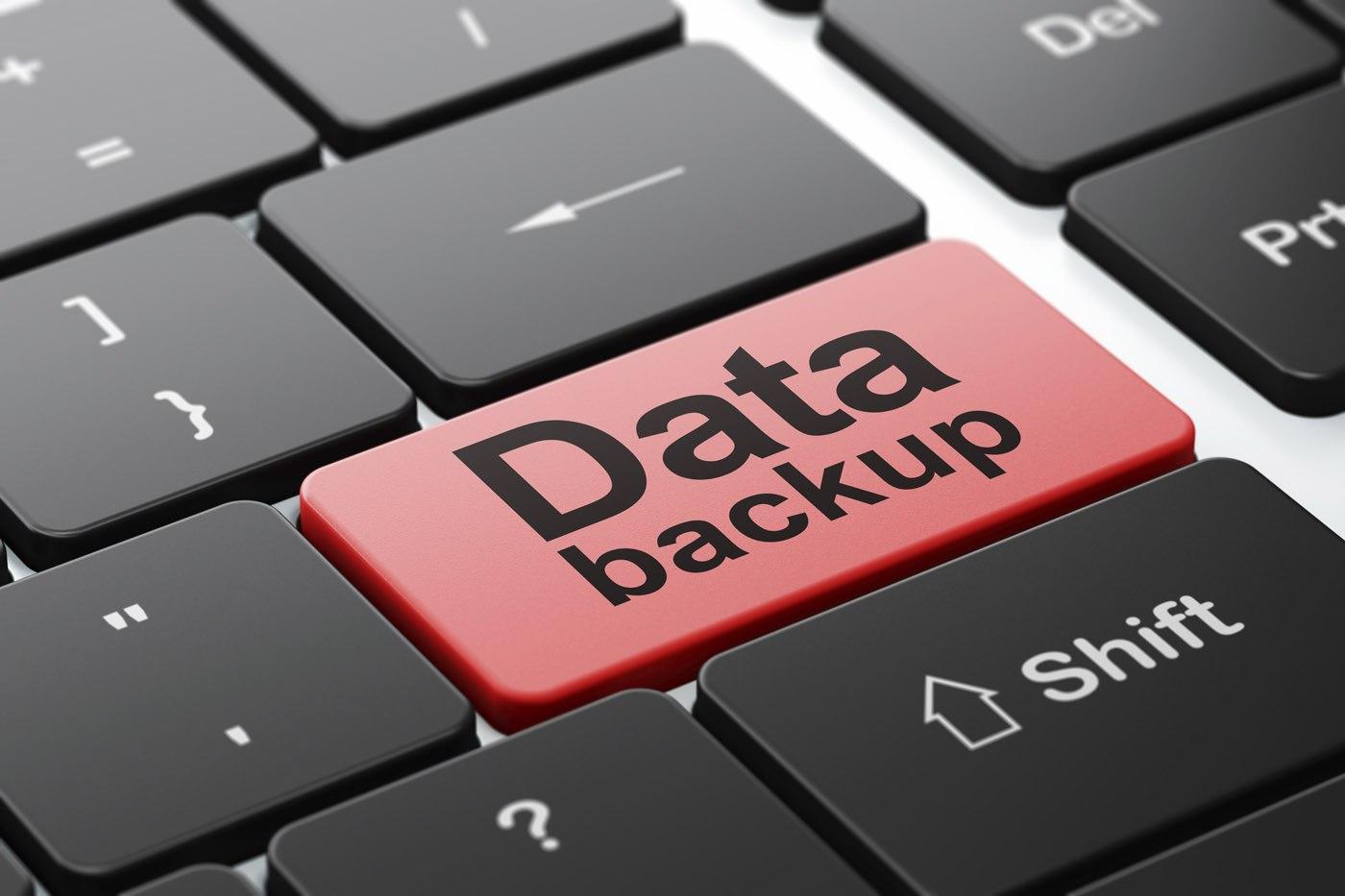 hybrid data protection media
