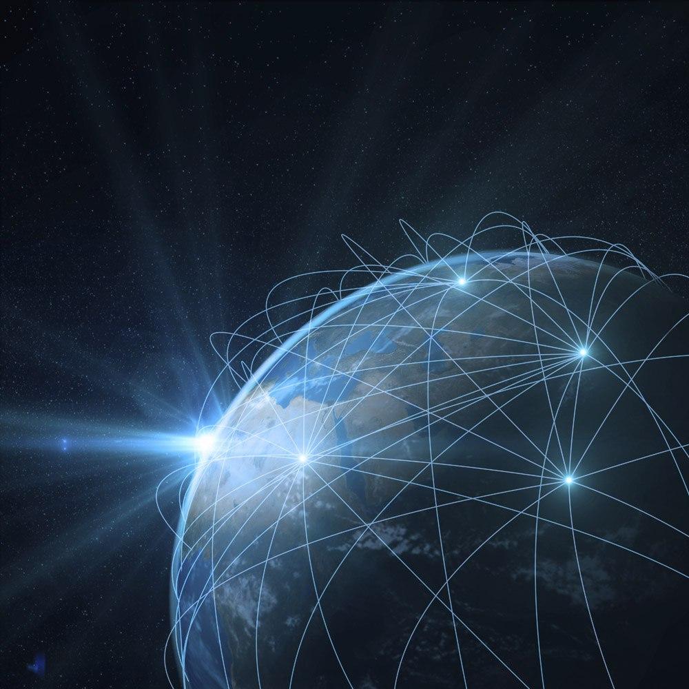 Data around the world