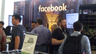 Facebook booth