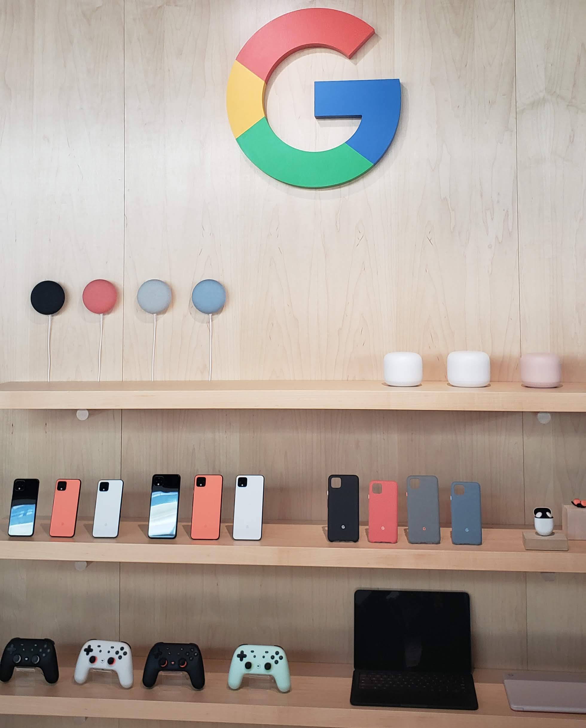 MadeByGoogle...Ready for the Workplace?