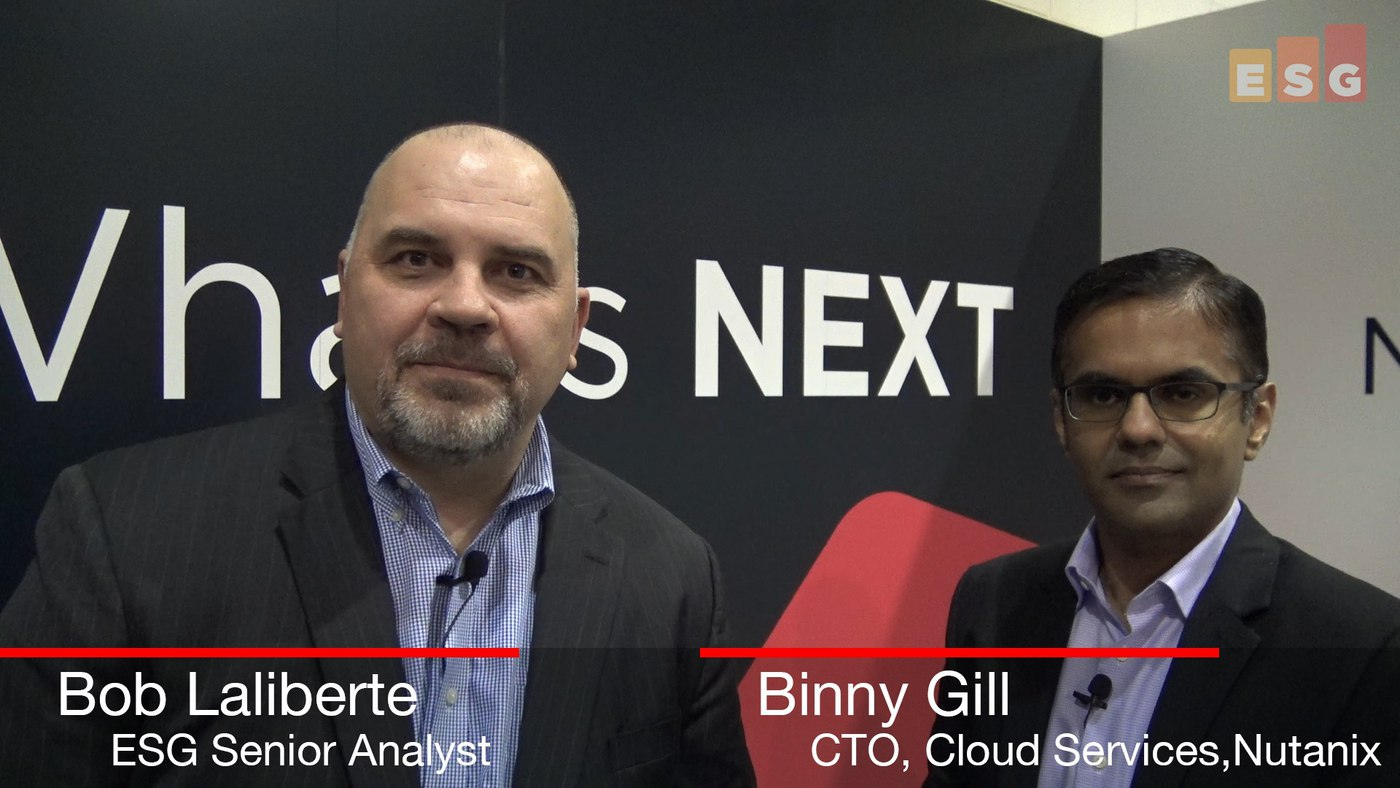 Beam Video Discussion with Binny Gill of Nutanix