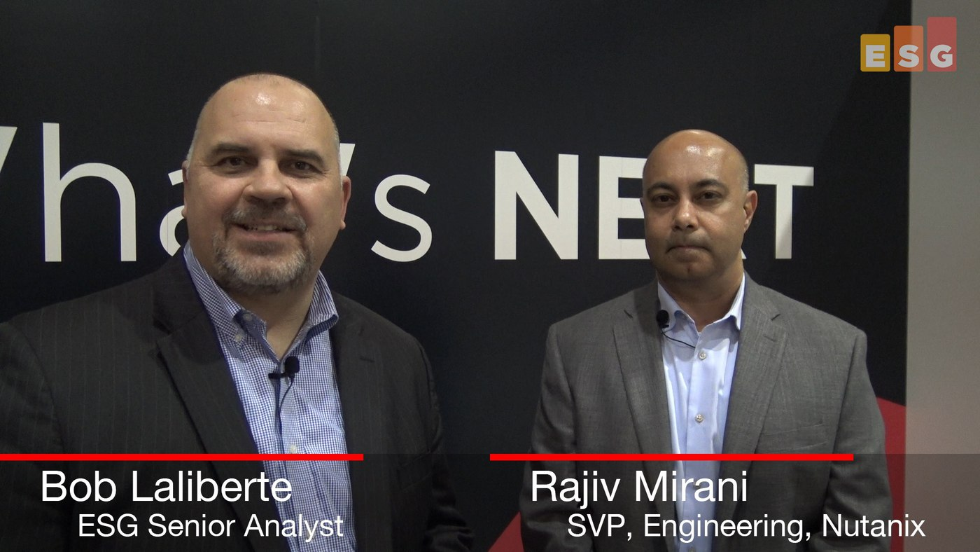 Discussing the Acquisition of Netsil with Rajiv Mirani of Nutanix (Video)