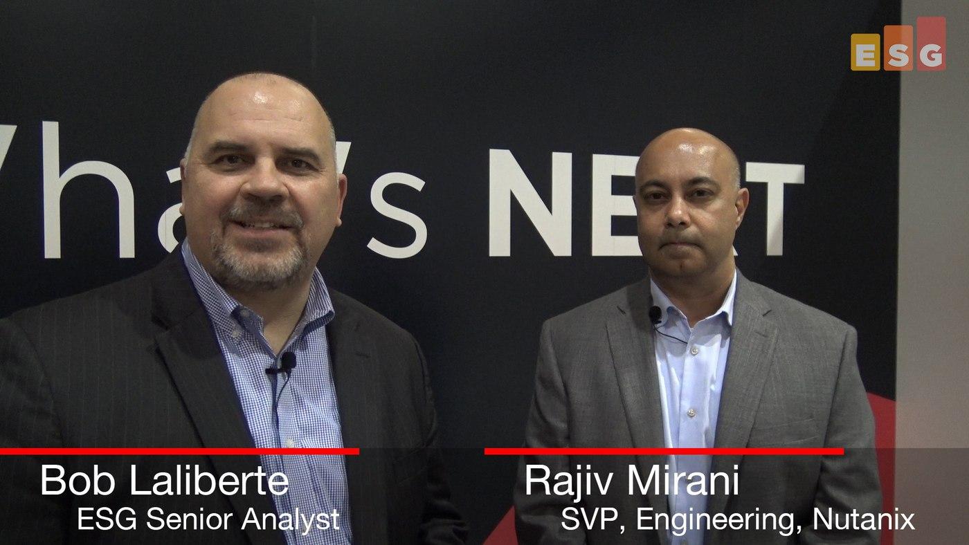 Discussing the Acquisition of Netsil with Rajiv Mirani of Nutanix (Video)