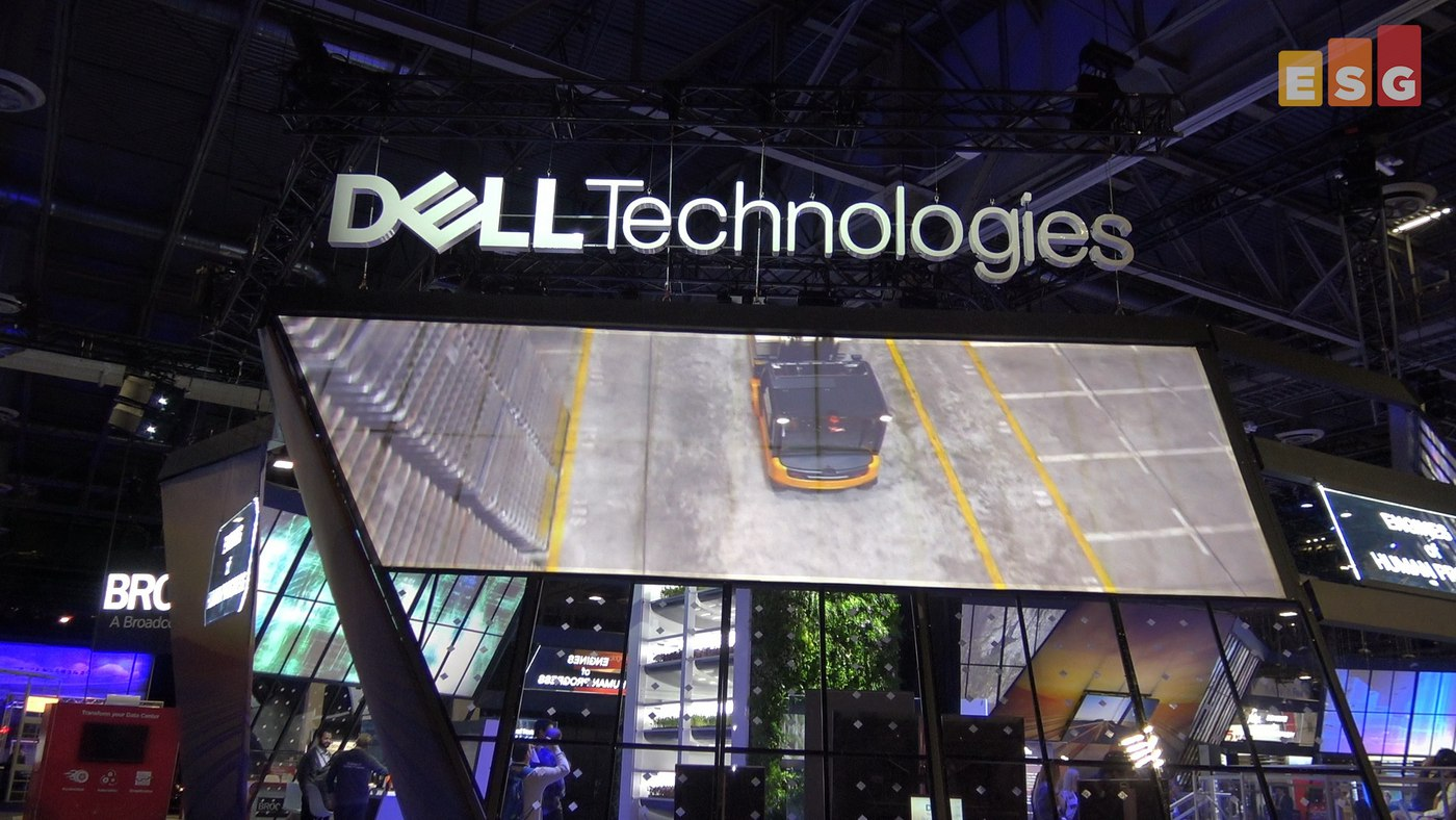 Networking News and Insights from Dell Technologies World 2018 (Video)