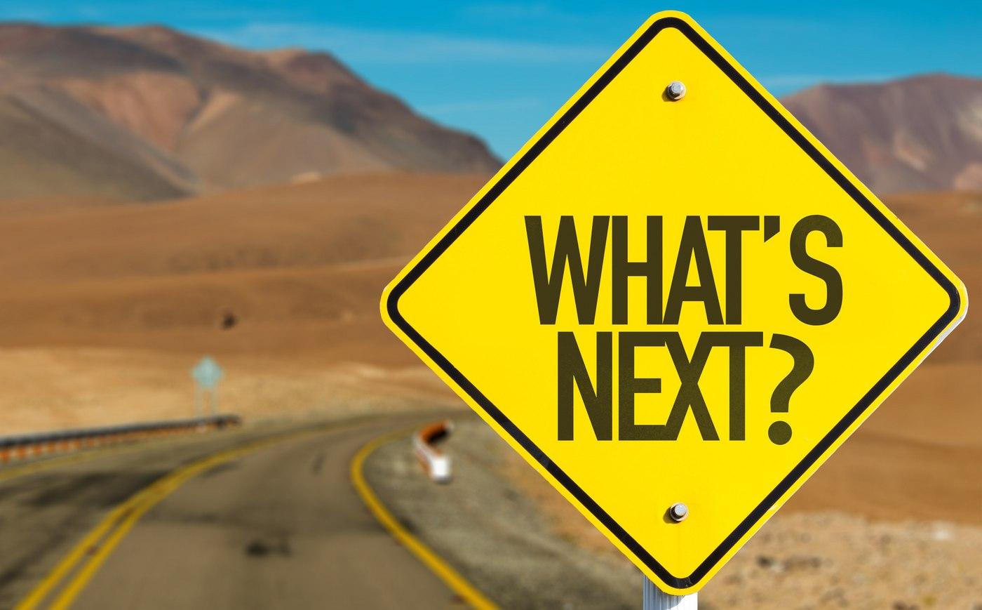 What's Next? Google Next!