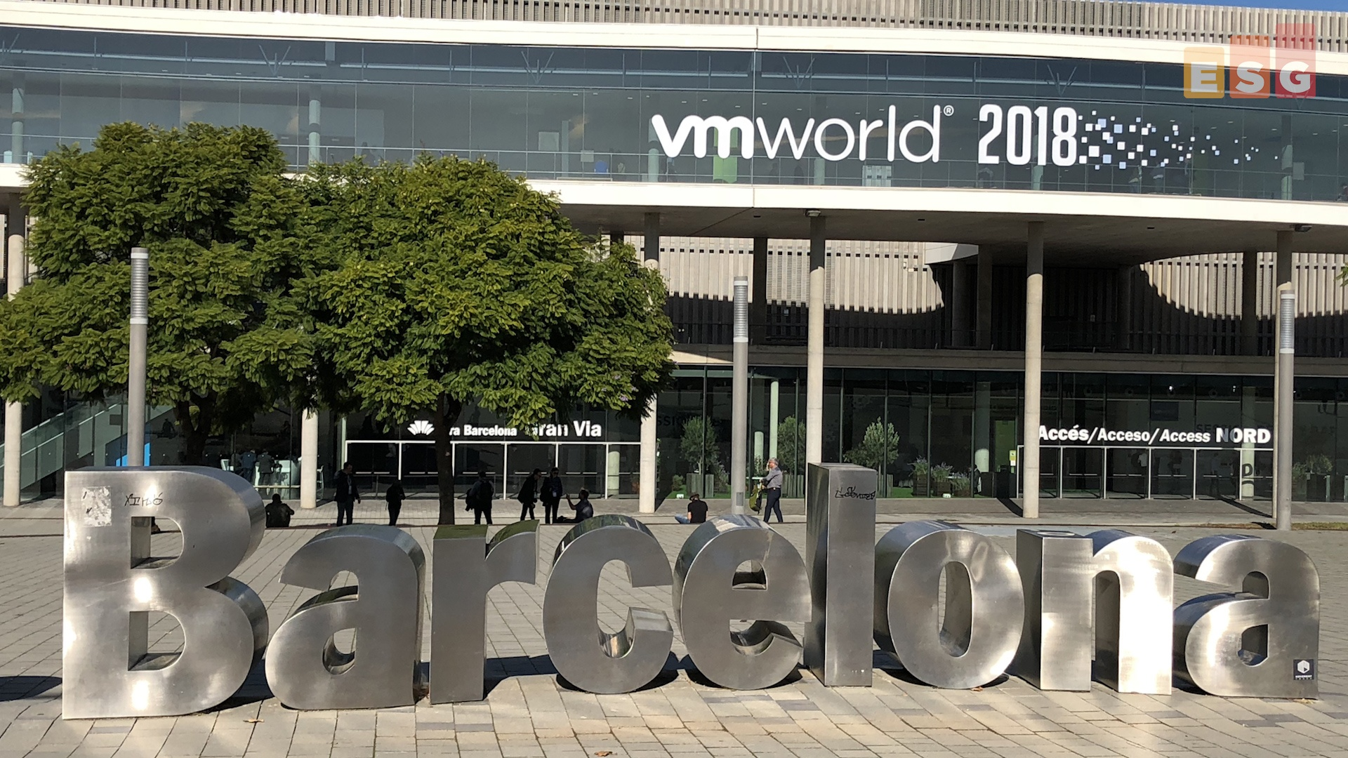 Recapping VMworld Europe: Built-in Cybersecurity for Hybrid, Multi-Clouds (Includes Video)