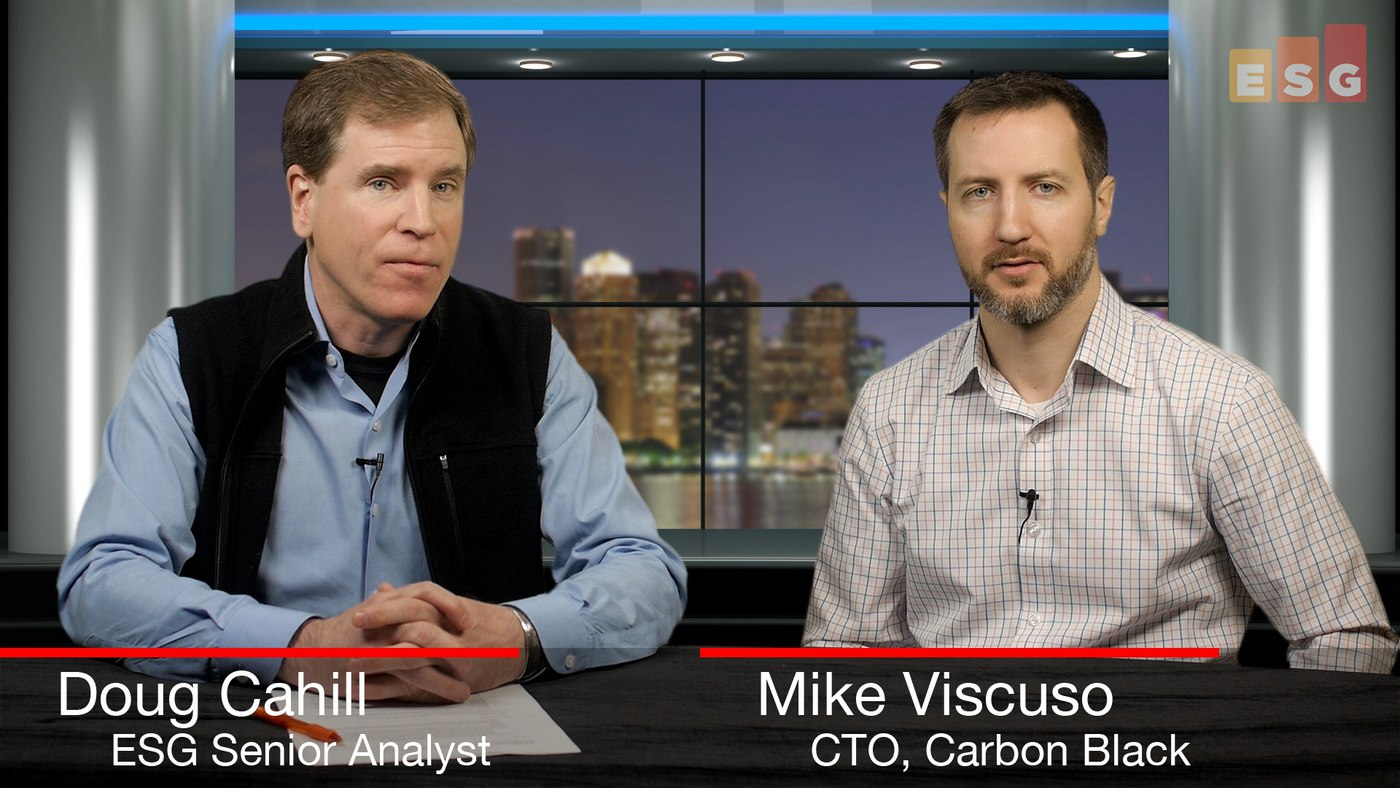 An EDR Perspective on Security Ops and Analytics Architecture (Video)