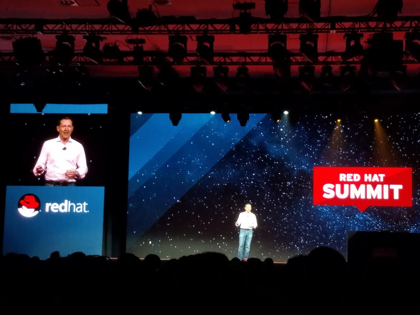 Red Hat Leading the (Open)Shift to the Cloud