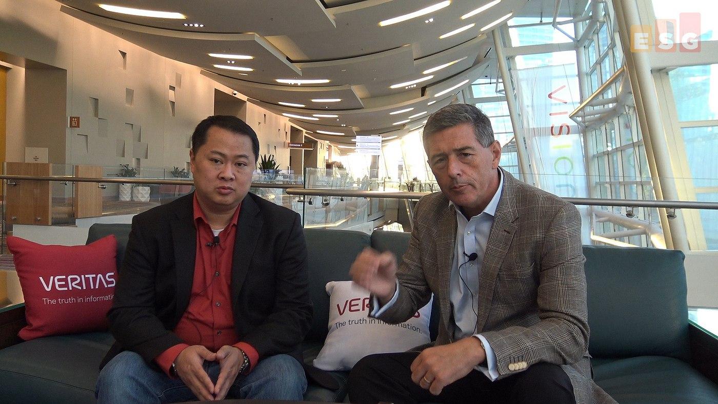 Veritas Vision Recap: Leveraging Data for Multi-Cloud (Video)