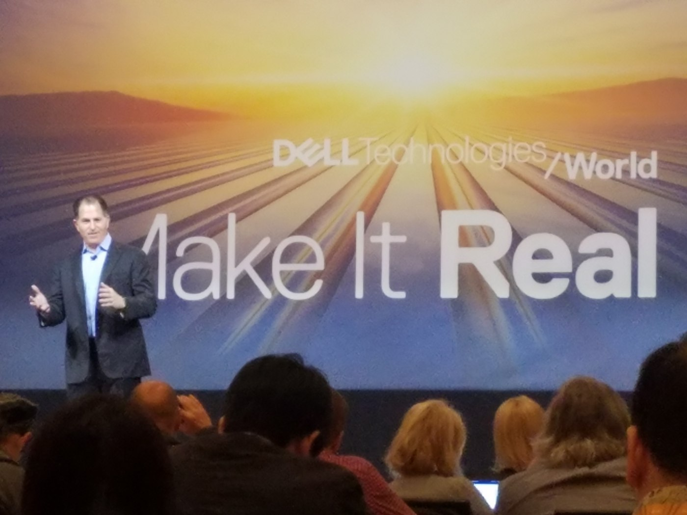 Convergence of Technologies: Cloud and Data Protection at Dell Technologies World (Video)