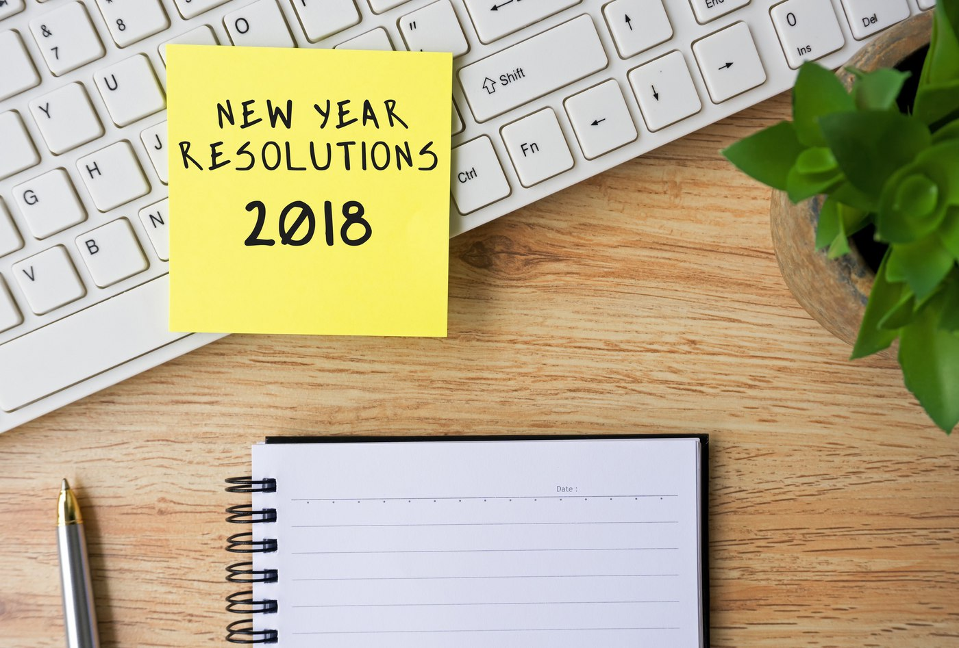 CISO's New Year's Resolutions