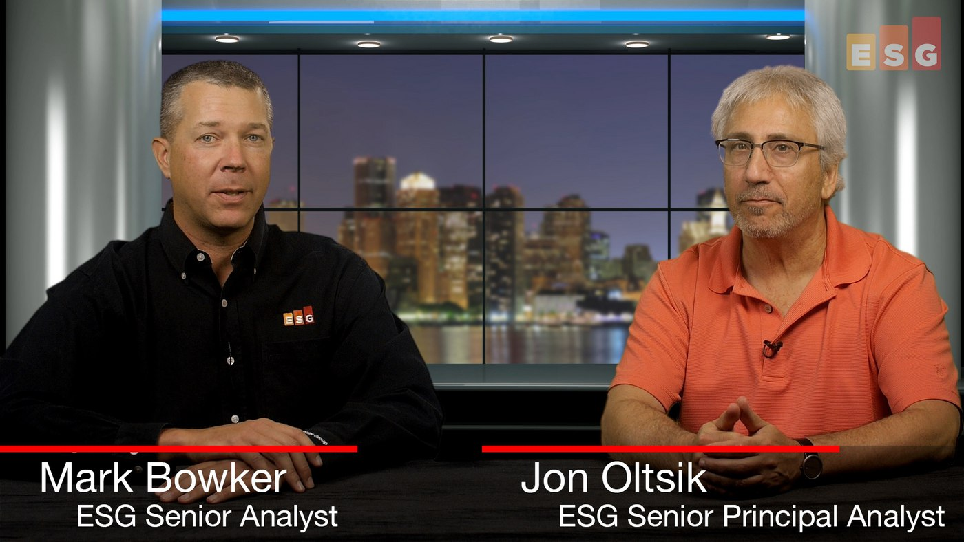 Cybersecurity, Mobility, and the Expanding Perimeter (Video)