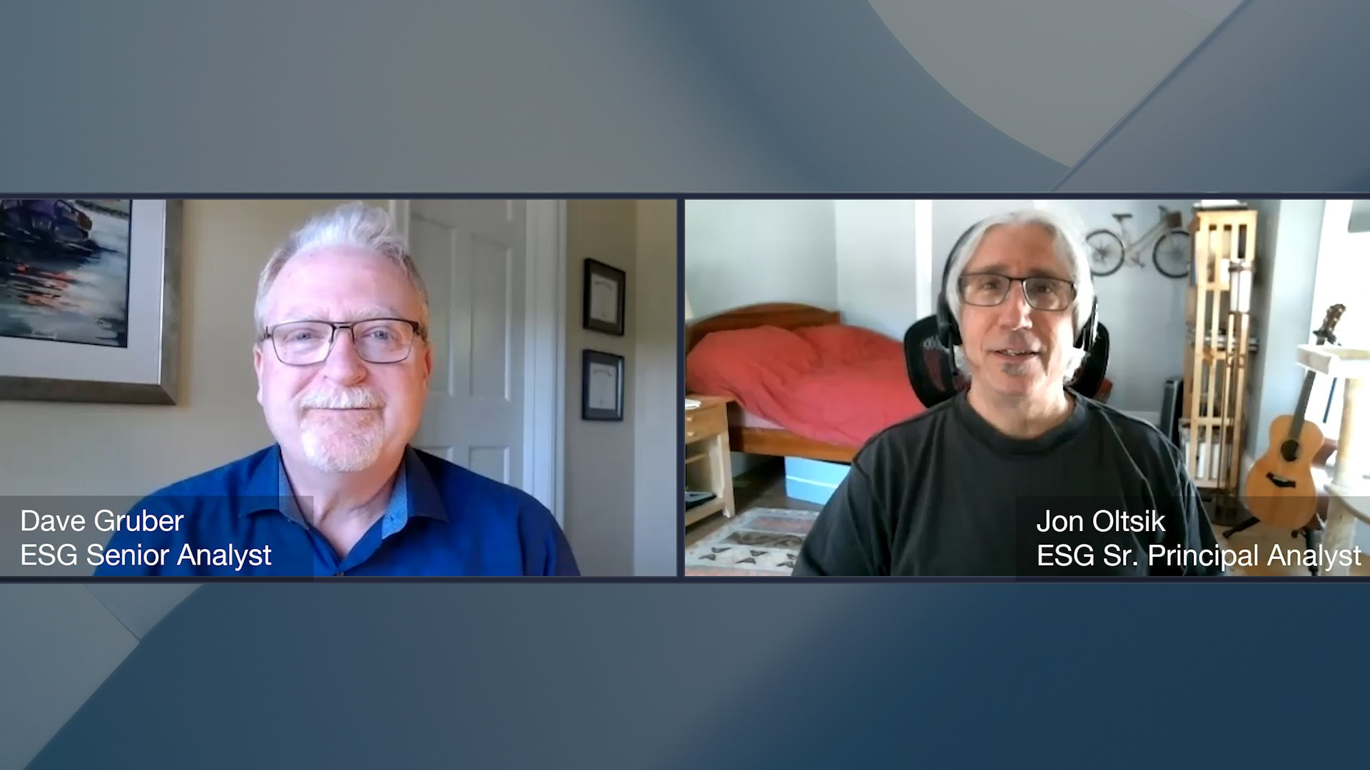 SOAPA Discussion On EDR and XDR With Jon Oltsik and Dave Gruber (Video), Part 3