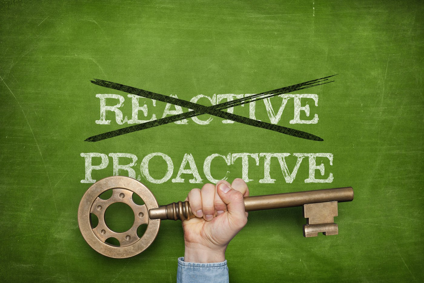 The Proactive CISO