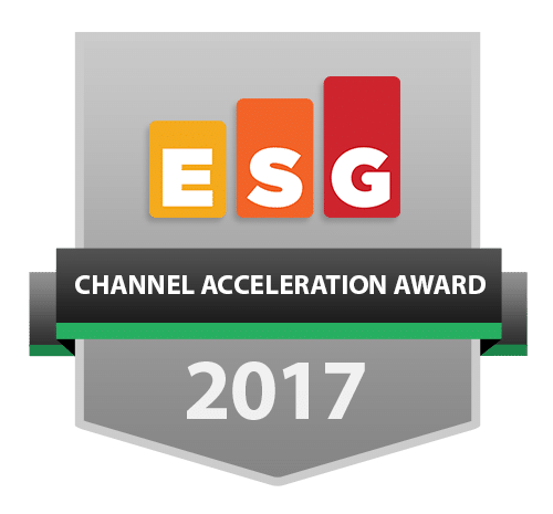 2017 ESG Channel Acceleration Awards - Part 1