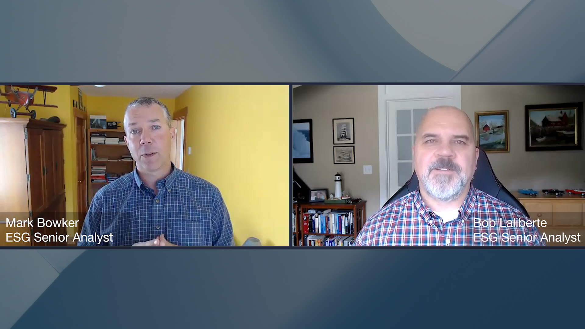 Distributed Cloud & Digital Ecosystems Research Conversation with Mark Bowker and Bob Laliberte (Video)