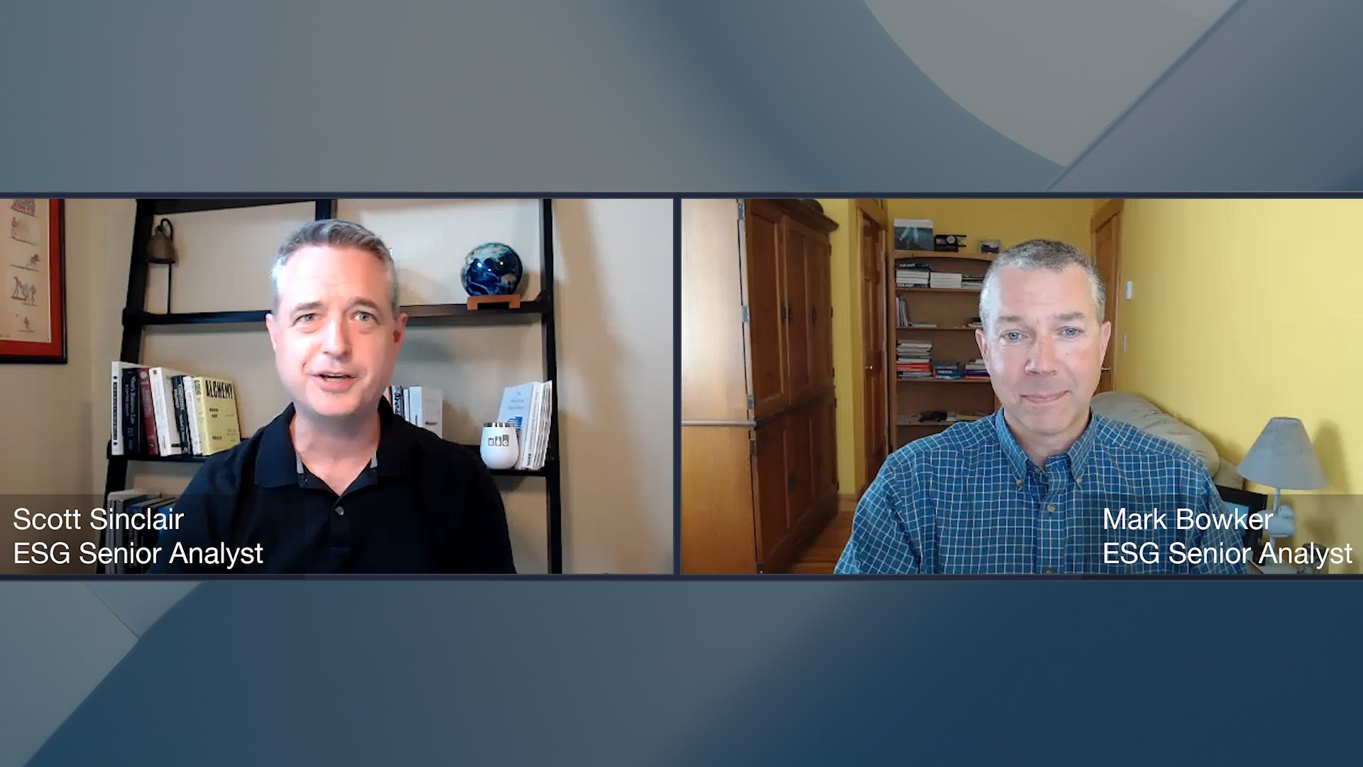 Distributed Cloud Research Conversation with Mark Bowker and Scott Sinclair (Video)
