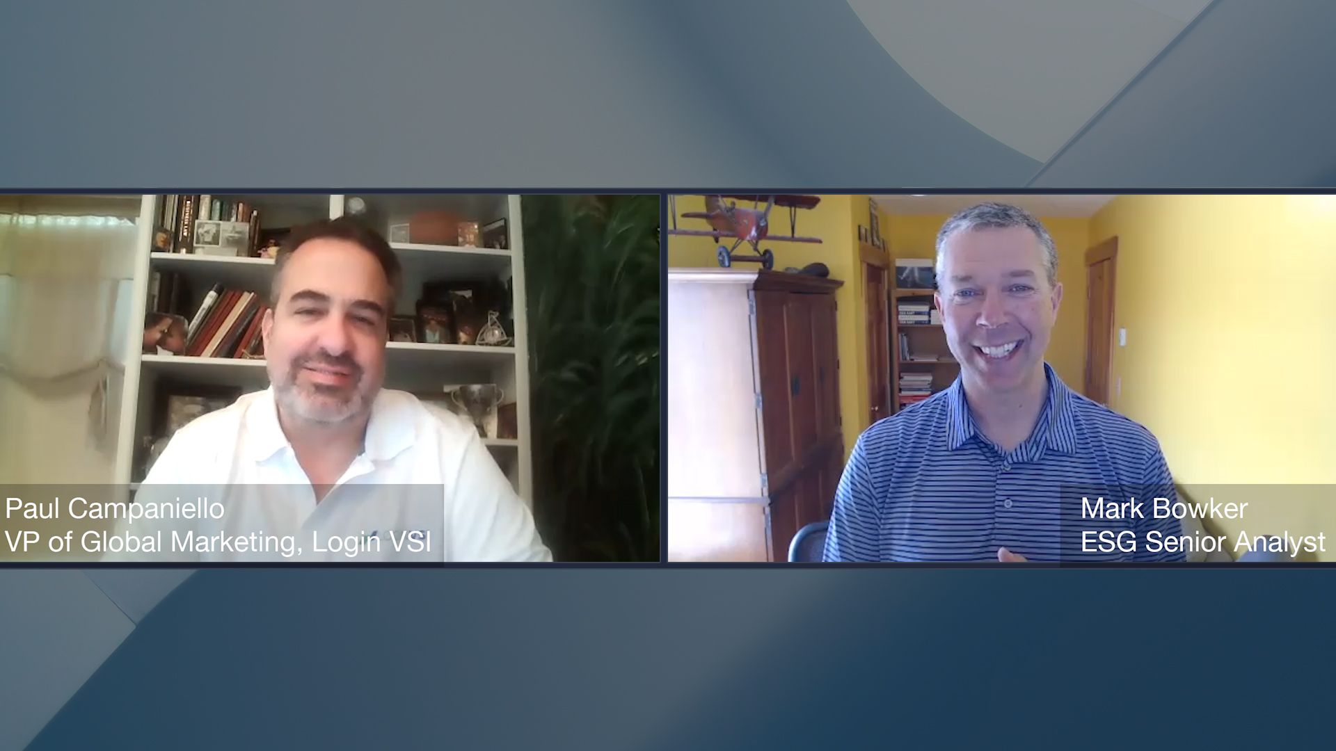 Digital Workspace Ecosystem Conversation with Paul Campaniello of Login VSI (Video)