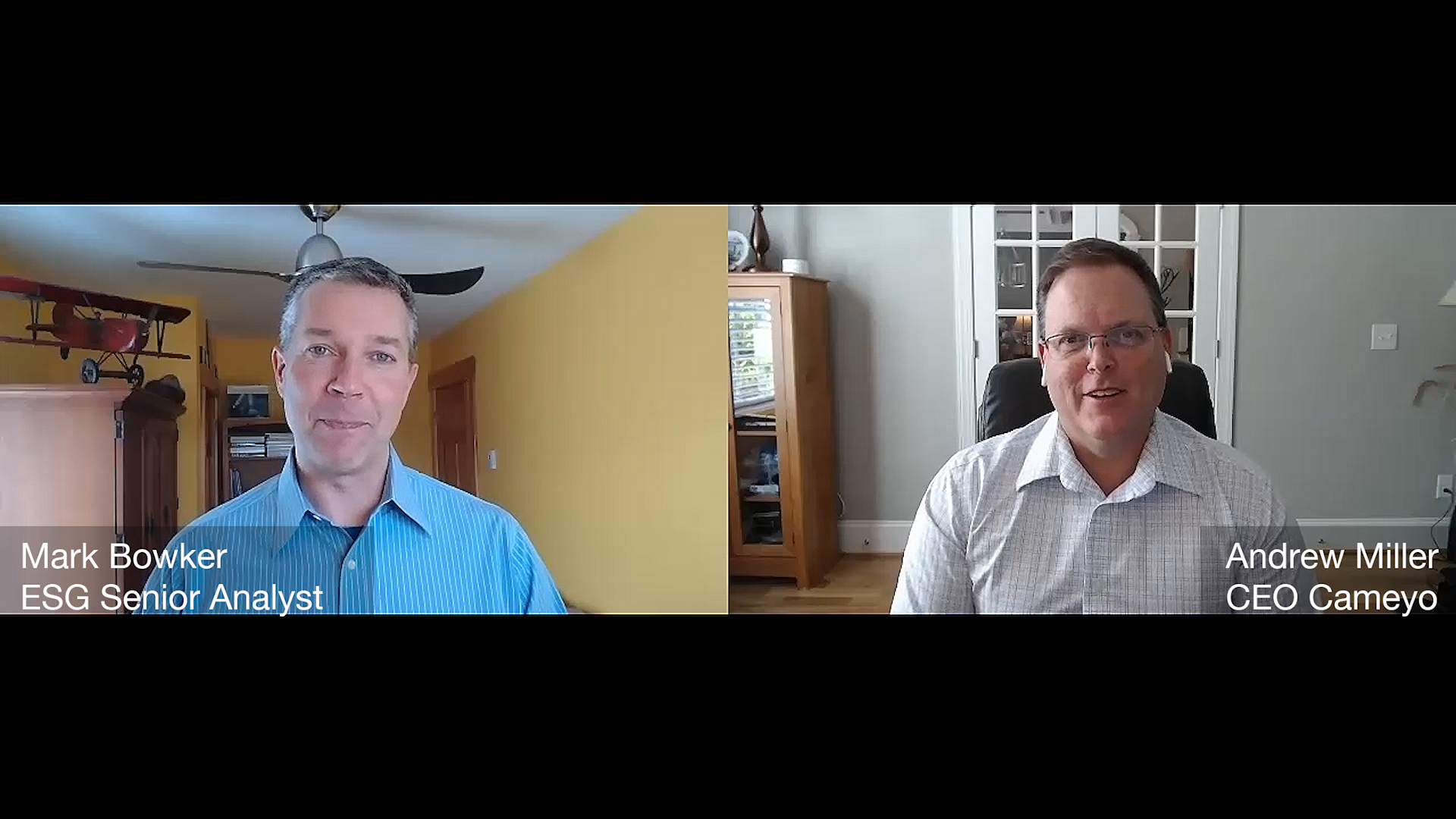 Remote Work Without VPN during the COVID-19 Pandemic? Video with Andrew, CEO at Cameyo