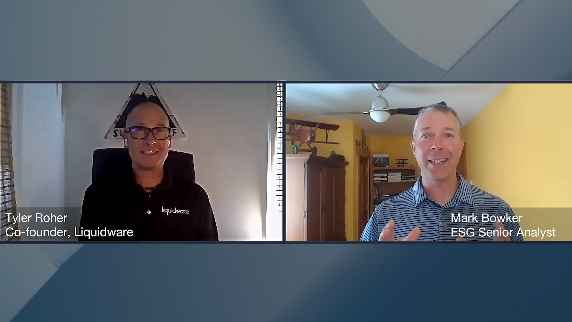 Work with Man's Best Friend: Video with J. Tyler Rohrer, CoFounder, Liquidware