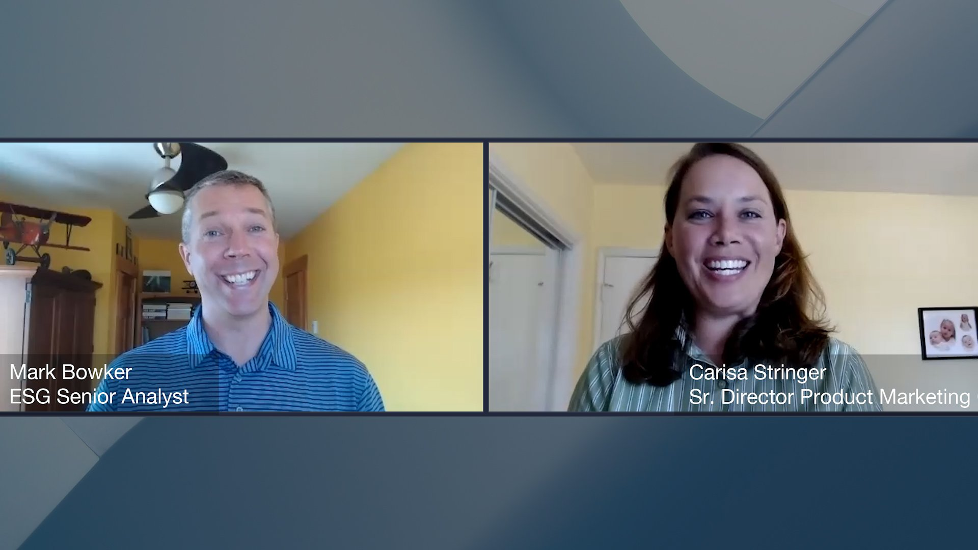 User Productivity Video with Carisa Stringer, Senior Director, Product Marketing at Citrix