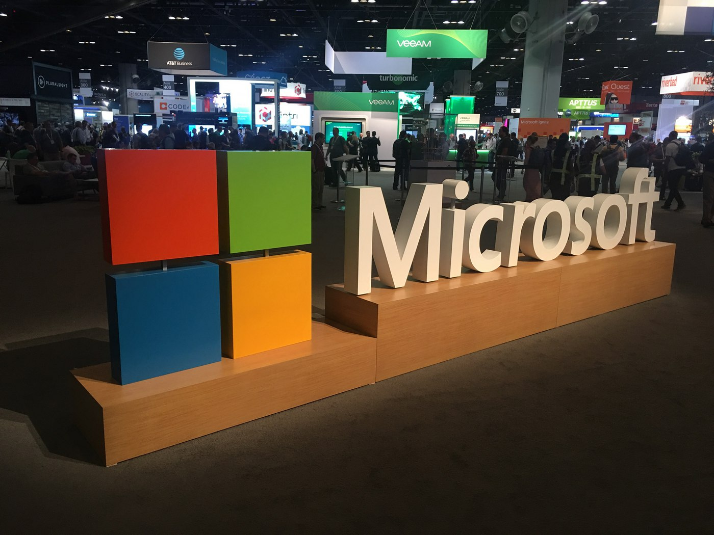 Microsoft Top of Mind for Business after Attending Ignite (Video)