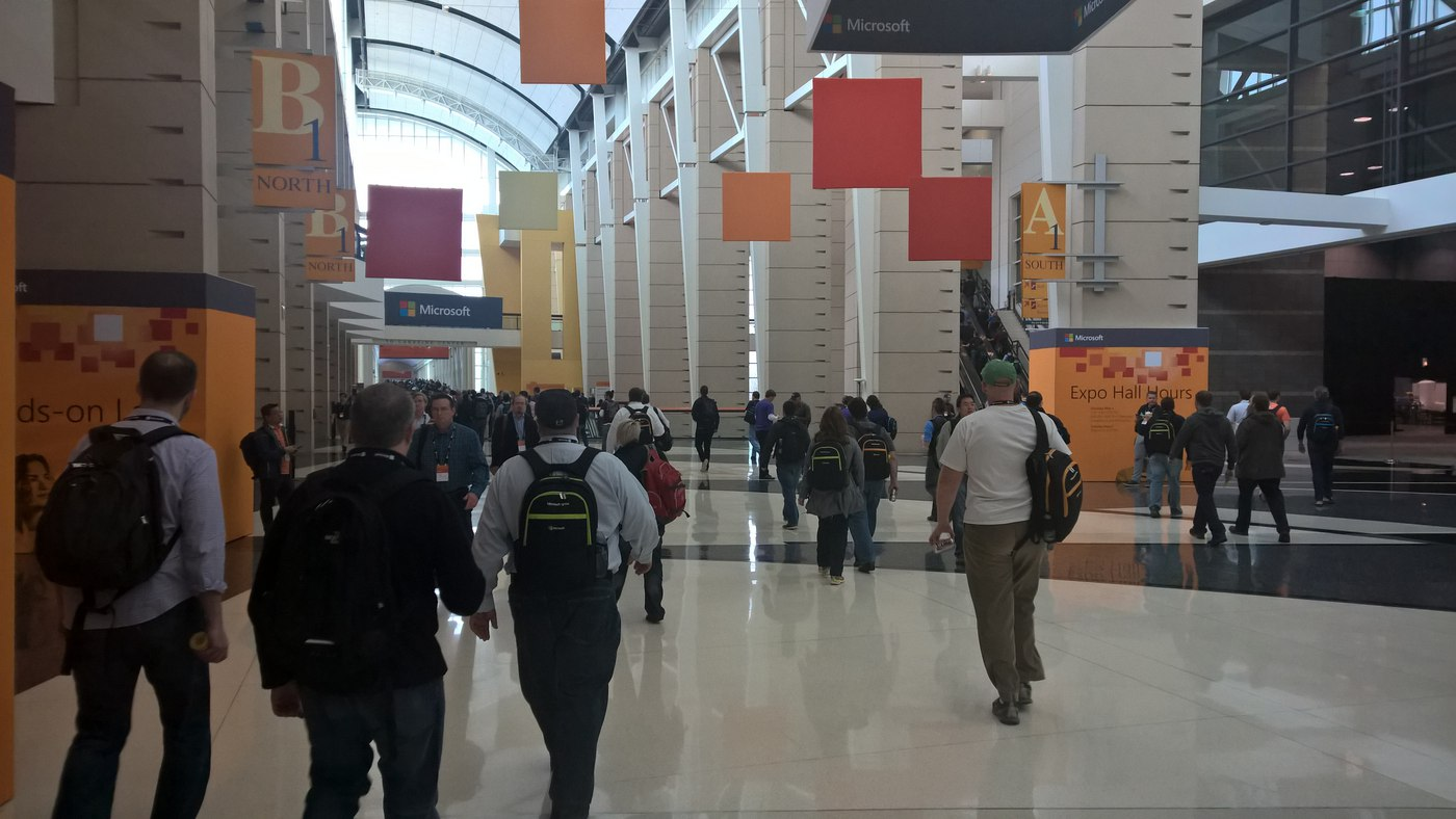 Microsoft Ignite In Lockstep with Business Transformation