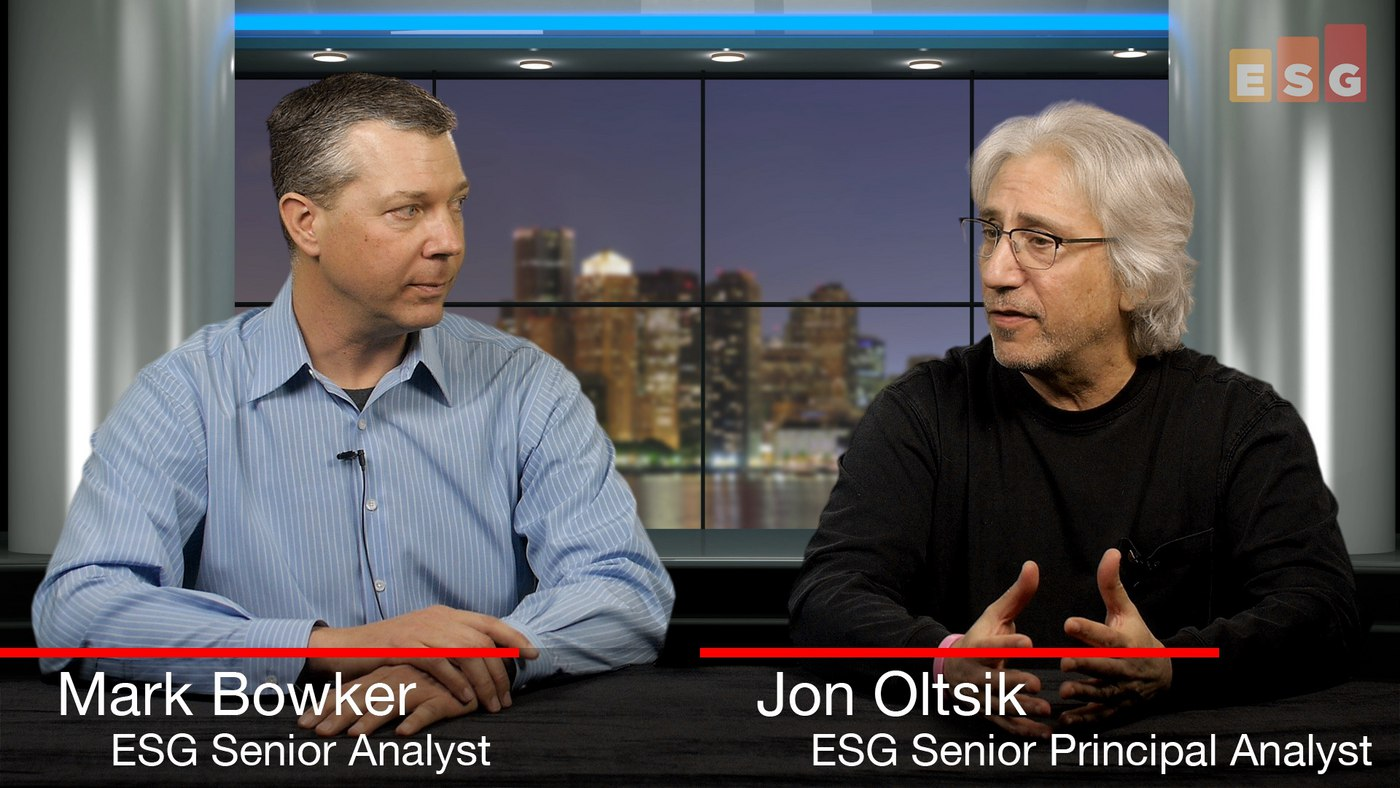 ESG at RSA: Identity, No Passwords, and Email Security (Video)