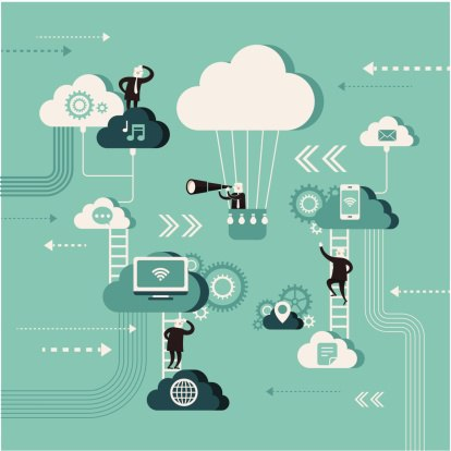 Supporting Enterprise Mobility: Cloud Assembled Workspaces