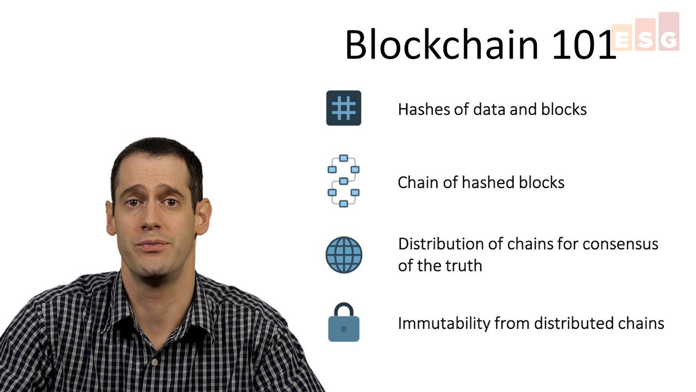 The ELI5 version of Blockchain Technology Components (Video)