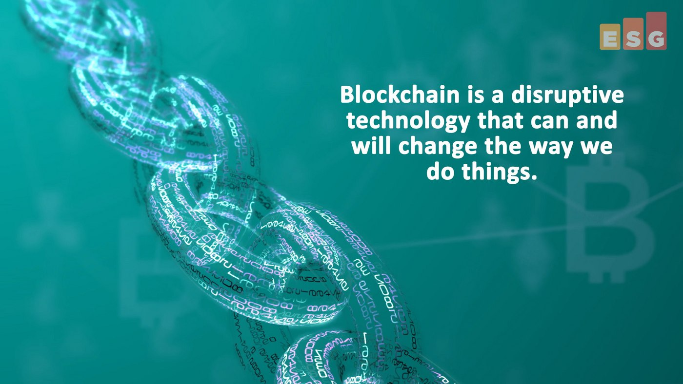 Blockchain Progresses in the Enterprise IT Space (Video)