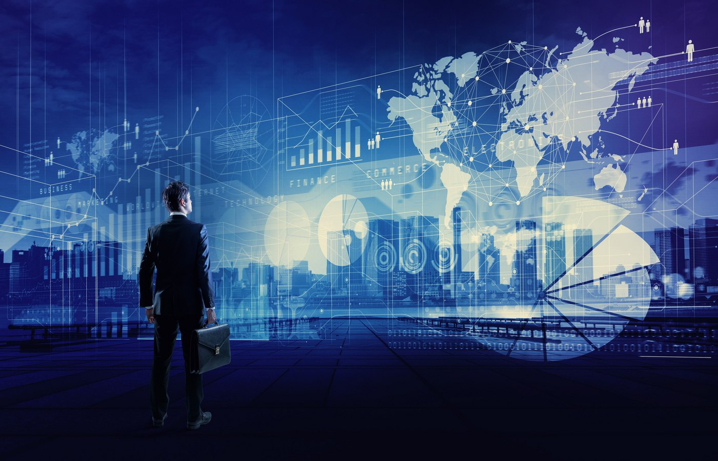 Want to Win in the Digital Economy? Transform your IT Infrastructure