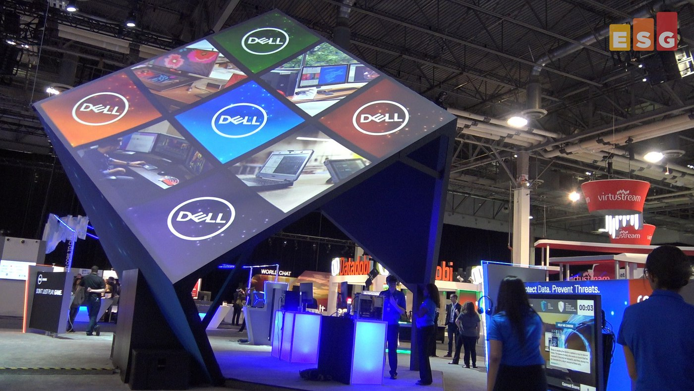 Taking Dell's Marketing to the Market - More From DTW (video)