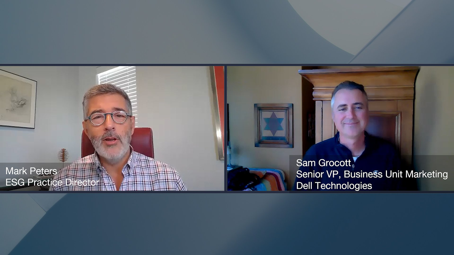 Marketing in Challenging Times - In Conversation with Sam Grocott of Dell (Video)