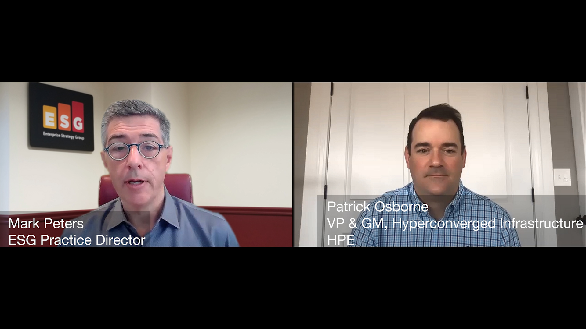 Marketing in Challenging Times - in Conversation with Pat Osborne of HPE (Video)