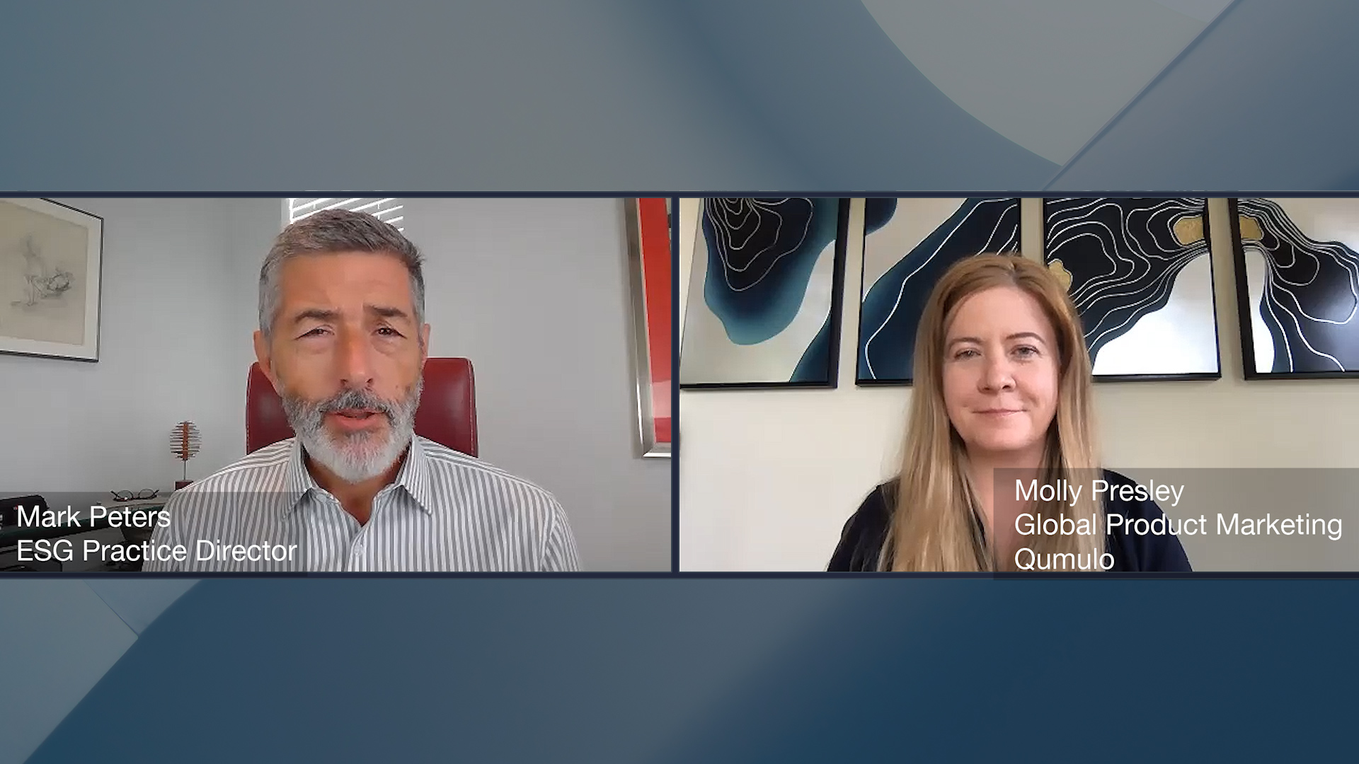 Marketing in Challenging Times - In Conversation with Molly Presley of Qumulo (Video)
