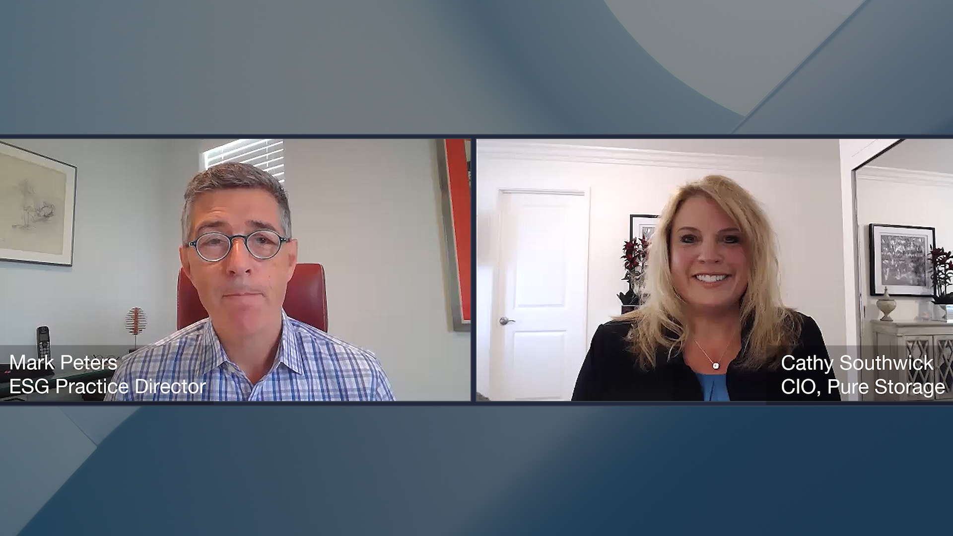Marketing (and IT) in Challenging Times - in Conversation with Cathy Southwick of Pure Storage (Video)