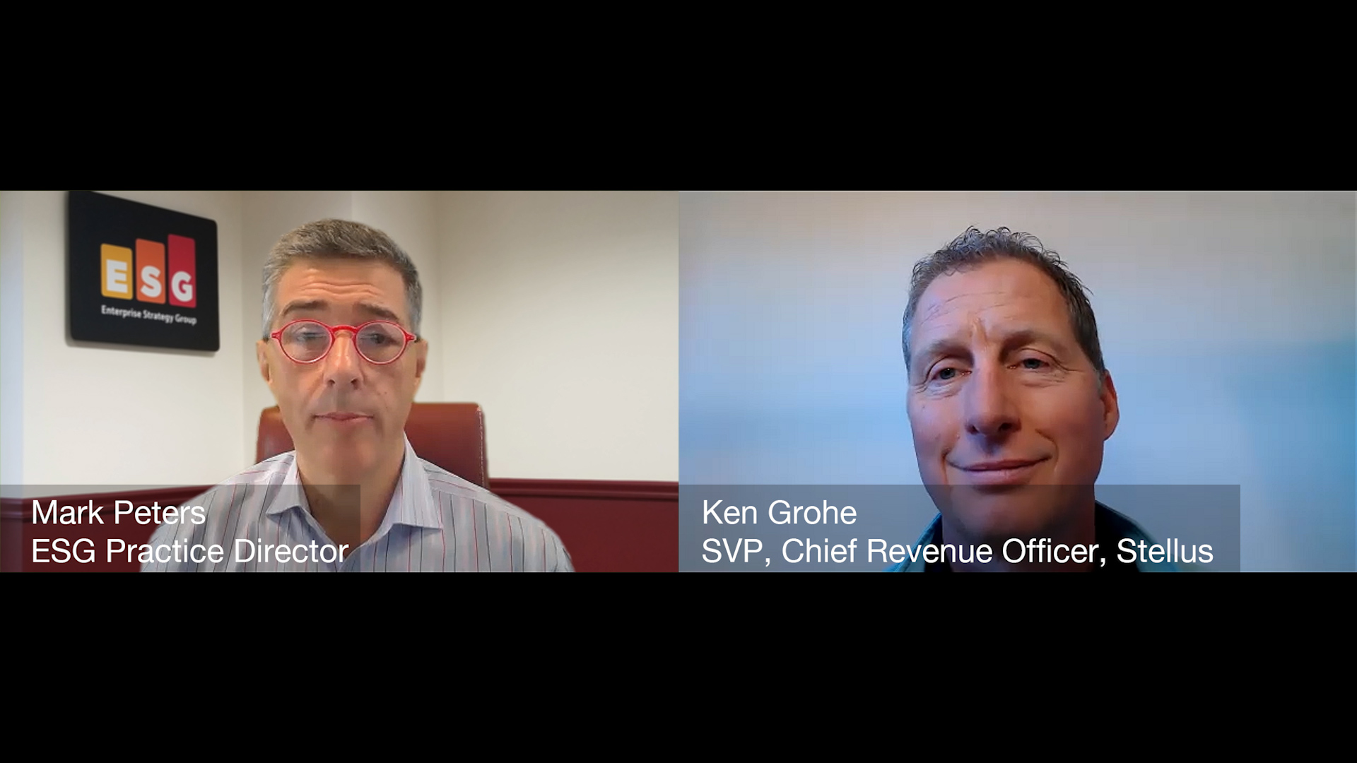 Marketing in Challenging Times - in Conversation with Ken Grohe of Stellus (Video)