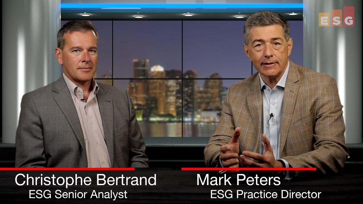 Talking Data Protection: ESG 360 Video Series