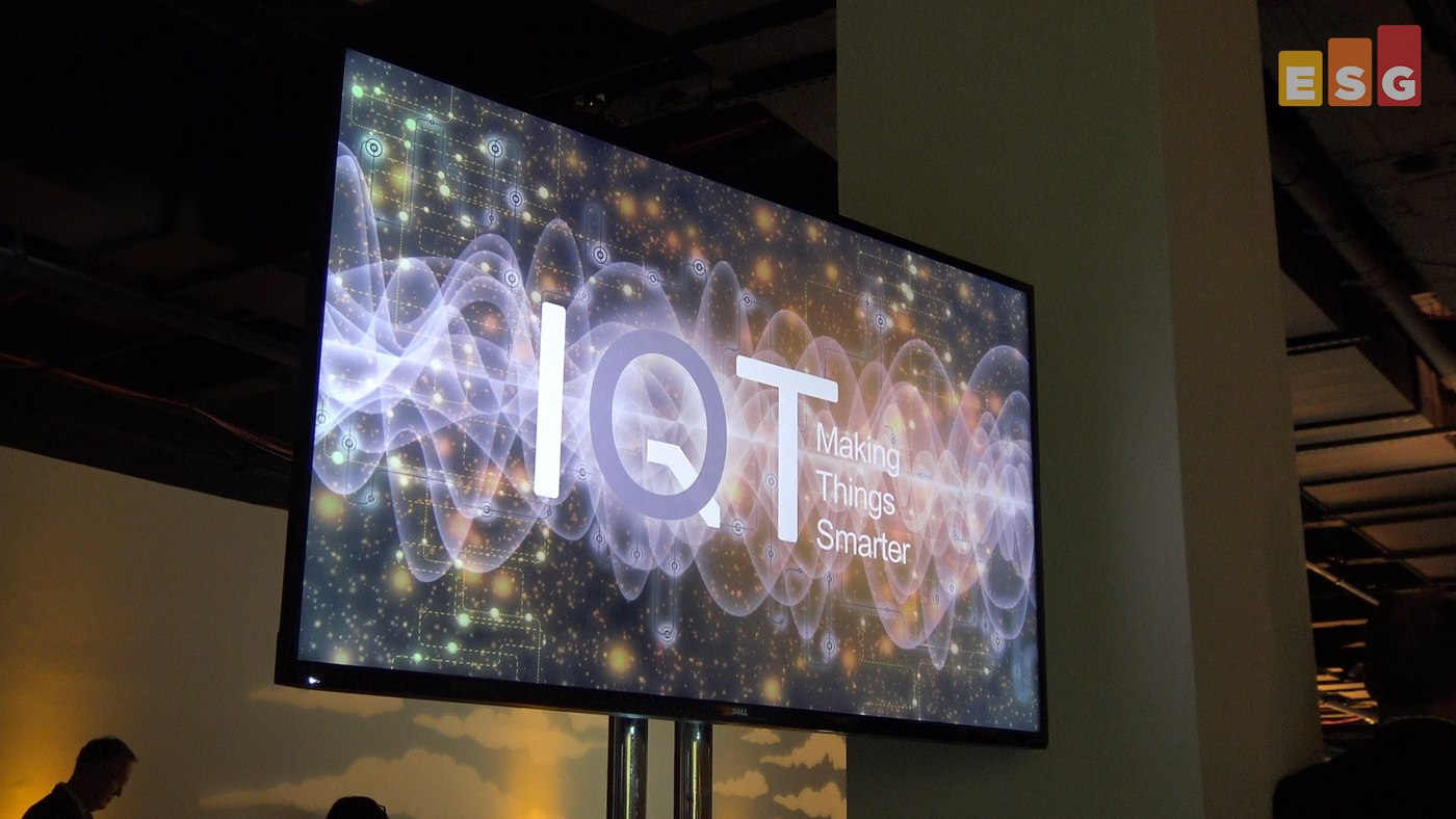 Dell's IQT – A New Work State of Mind? (Video)