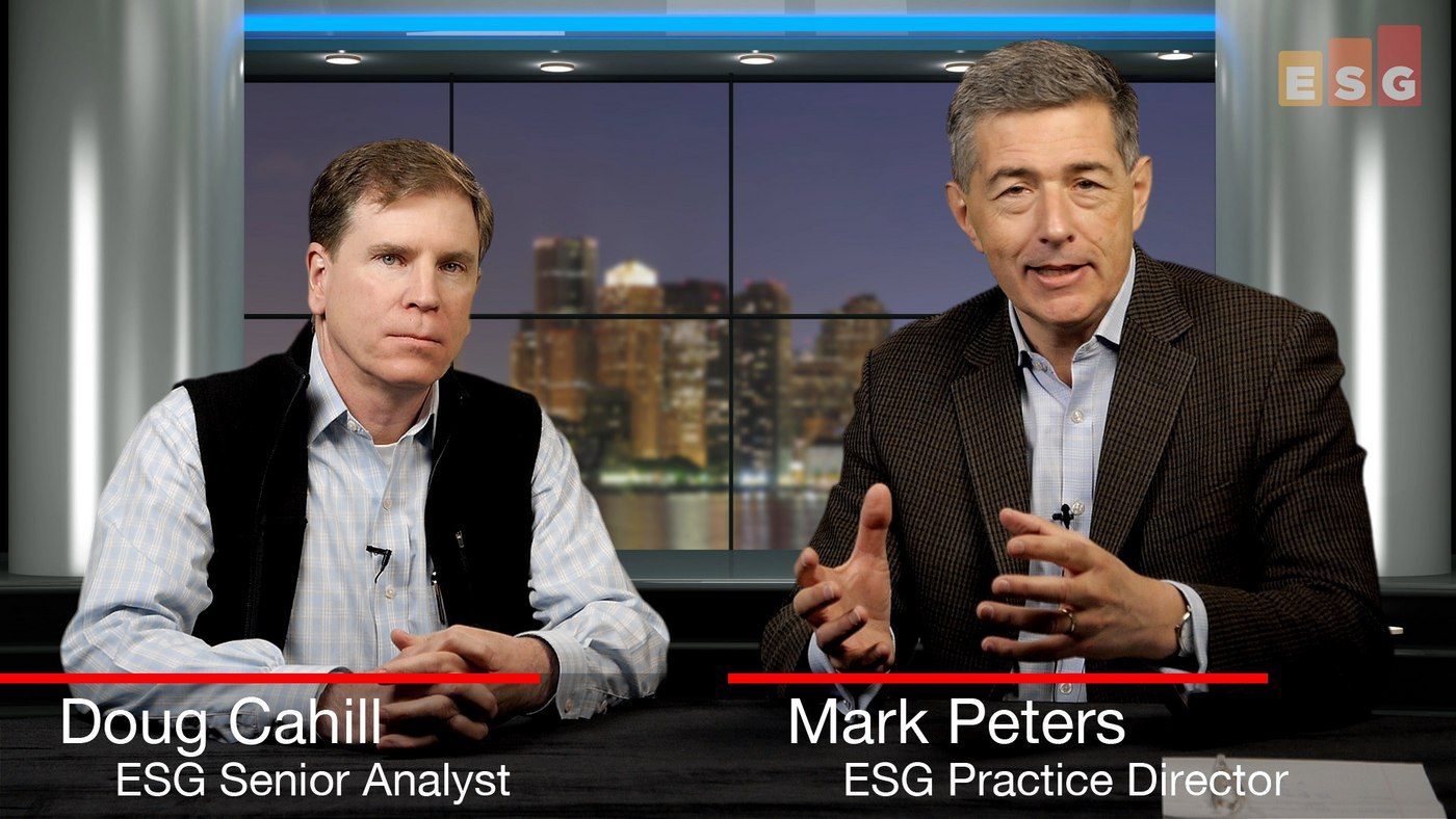 Talking Cloud Cybersecurity (ESG 360 Video Series)