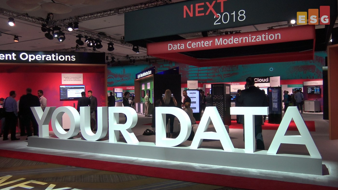 Hitachi Vantara Talks What's Next at NEXT (Video)