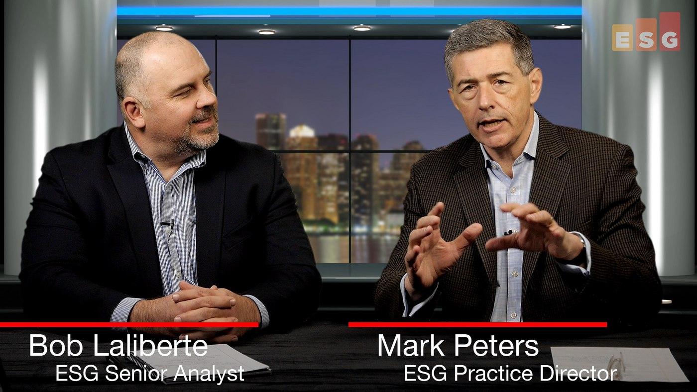 Talking Networking, Part 1 (ESG 360 Video Series)