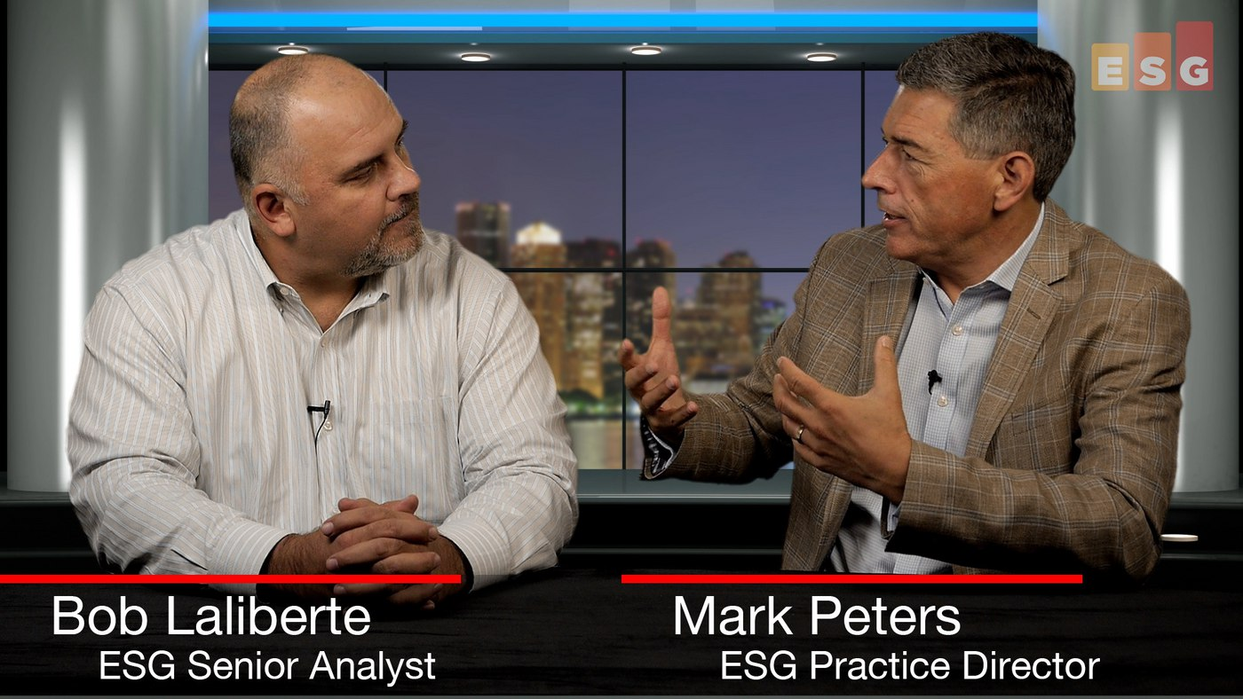 Talking Connectivity and Experience (ESG 360 Video Series)