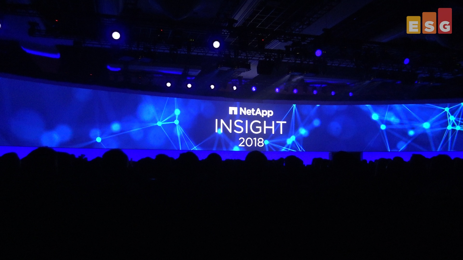 NetApp Insight: Both a Conference Name and an Apropos Comment (Includes Video)