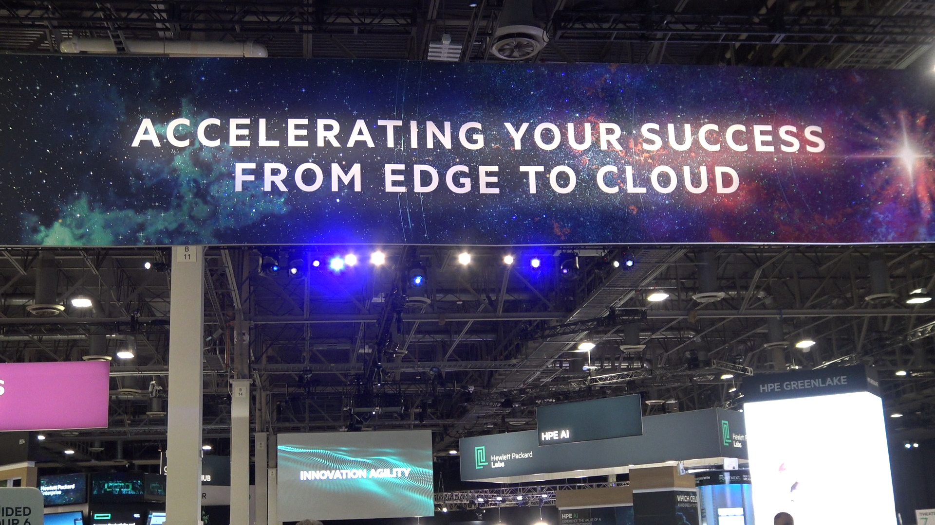 HPE Fully Embracing Storage Again (Video)