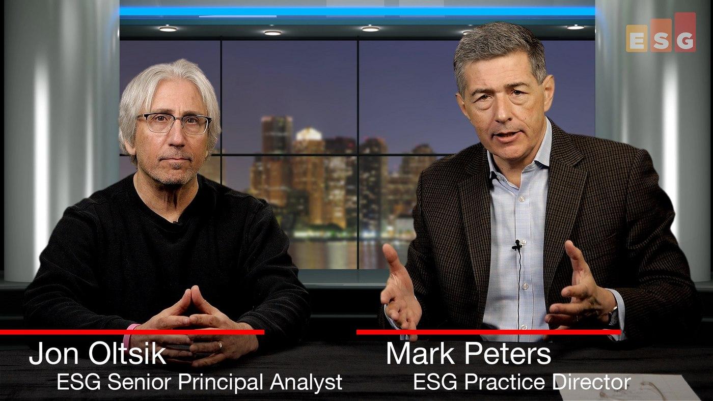 Talking Cybersecurity (ESG 360 Video Series)